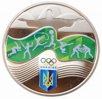 2 гривны 2016 Олимпийские игры Рио-де-Жанейро