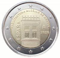 Испания 2 Евро 2020