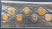 Годовой Набор монет 1992года