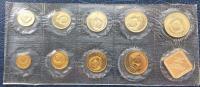 Годовой Набор Монет 1988 года Мягкий ЛМД