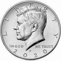 50 центов 2020 года