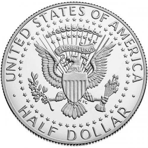 США 50 центов 2020 года