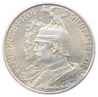 Германия 2 марки 1901 года 200 лет Пруссии