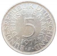 5 марок 1972 года