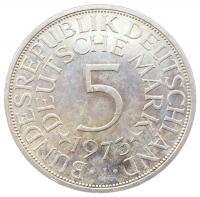 5 марок 1973 года