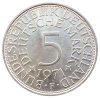 5 марок 1971 года