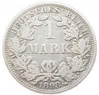 1 марка 1898 года