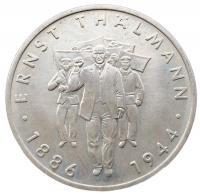 10 марок 1986 года Эрнст Тельман