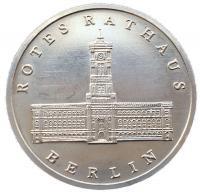 5 марок 1987 года Красная Ратуша
