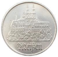 5 марок 1972 года Город Мейсен