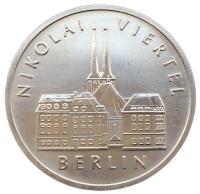 5 марок 1987 года  Квартал Николаи