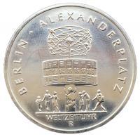 5 марок 1987 года Александрплац