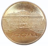 Польша 2 злотых 2006 Пщина