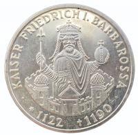 10 марок 1990 года Фридрих Барбаросс