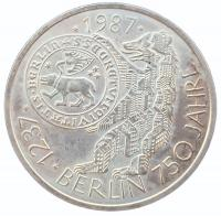 10 марок 1987 года Берлин