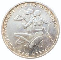 10 марок 1972 года Олимпиада в Мюнхене - Спортсмены