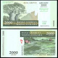 Мадагаскар 2000 ариари