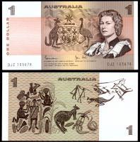 Австралия 1 доллар 1983 года