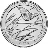25 центов 2020 сша