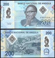 Ангола 200 кванза 2020 года