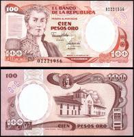 деньги колумбии