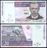 Малави 20 квача 2009 года