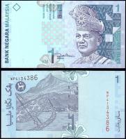 Малайзия 1 рингит 2000 года