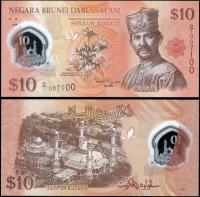 Бруней 10 ринггит