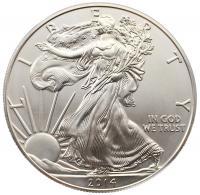 Доллар Шагающая Свобода