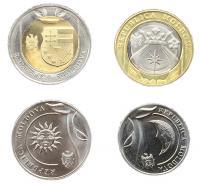 Молдавия Набор Монет 2018-2020