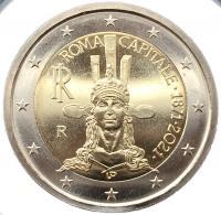 2 евро 2021 Рим