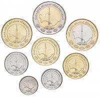 Туркменистан Годовой Набор Монет