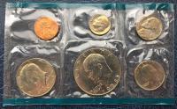 США Годовой Набор Монет 1978 года P