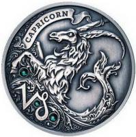 Монета Беларусь 20 рублей 2013 Козерог