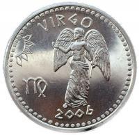 Сомали 10 шиллингов 2006 Дева
