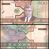 500 манат 2005 года