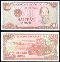 Банкнота Вьетнама 200 донг 1988 года