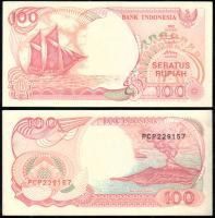 Банкнота Индонезии 100 рупий 1992 года
