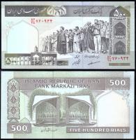 Банкнота Ирана 500 риалов 2003 года