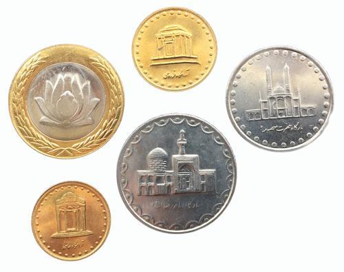 Иран Набор Монет