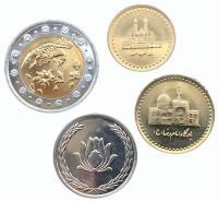 Иран Набор Монет 2003-2006 года