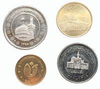 Иран Набор Монет 2003-2011 года