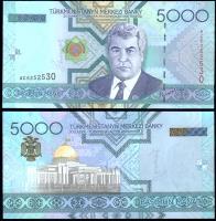 5000 манат 2005 года