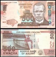 Малави 500 квача 2014 года