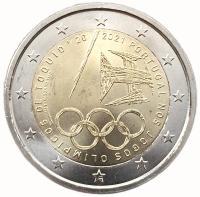 Португалия 2 Евро 2021 Олимпийские игры в Токио