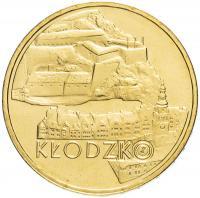Польша 2 злотых 2007 Клодзко