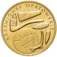 Польша 2 злотых 2012 Кремниевый Рудник