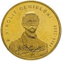 Польша 2 злотых 2013 Хиполит Цегельский