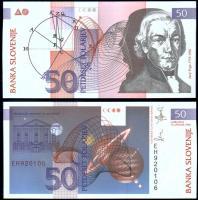 Словения 50 толаров 1992 года