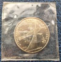 1 рубль 1979 Олимпиада 80 Космос АЦ в запайке